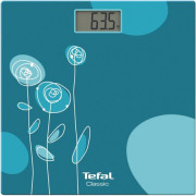 Напольные весы Tefal PP1148 Classic Drawing Bloom Turquoise