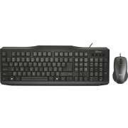 Клавиатура Trust Classicline Wired Keyboard and Mouse