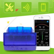 ELM327 Mini OBD2 V2.1 Bluetooth диагностический сканер автомобилей Android Torque Auto Interface Scan Tool ZQ407400